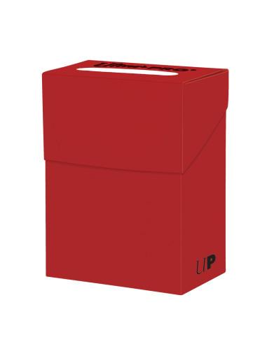 Portamazo Ultra Pro: Red Deck Box
