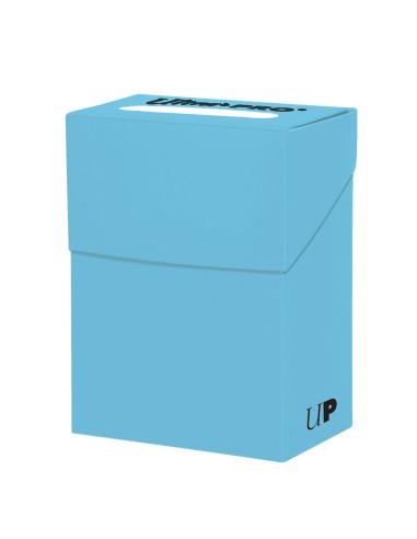 Portamazo Ultra Pro: Light Blue Deck Box