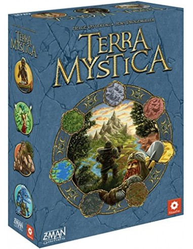 Terra Mystica - Caja - Magicsur Chile