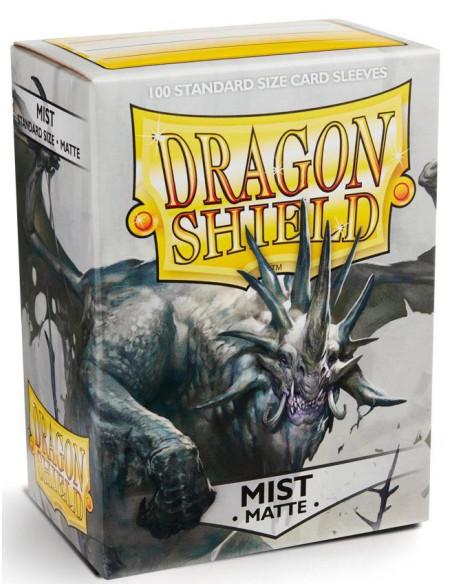 Protectores Dragon Shield: Matte - Mist (100pzs)