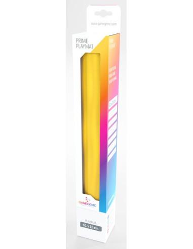 Playmat GameGenic: Prime 2mm Playmat - Yellow - Magicsur Chile