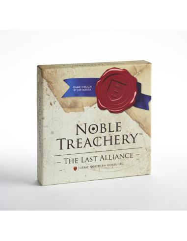 Noble Treachery - The Last Alliance