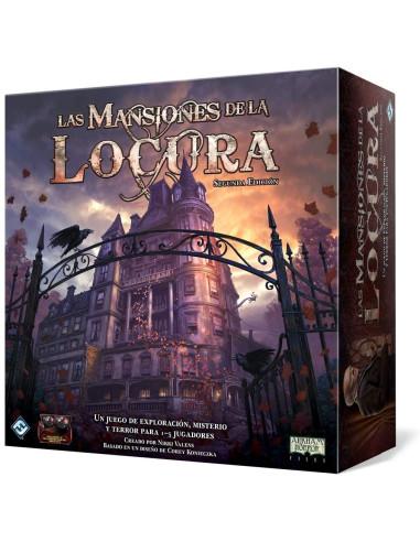 Las Mansiones de la Locura: Segunda Edición - Magicsur Chile