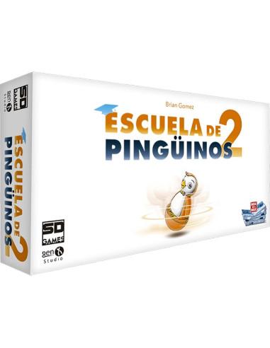 Escuela de Pingüinos 2 - Magicsur Chile