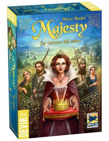 Majesty: La Corona del Reino - Magicsur Chile