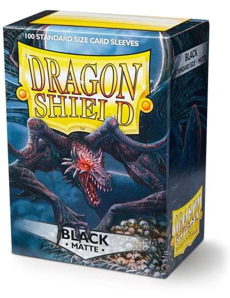 100 protectores Dragon Shield Mate en Magicsur Chile