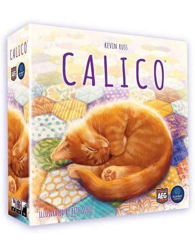 Calico - Juego de Mesa - Magicsur Chile