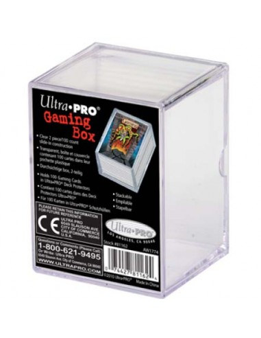 Portacartas Ultra Pro: 2-Piece 100...