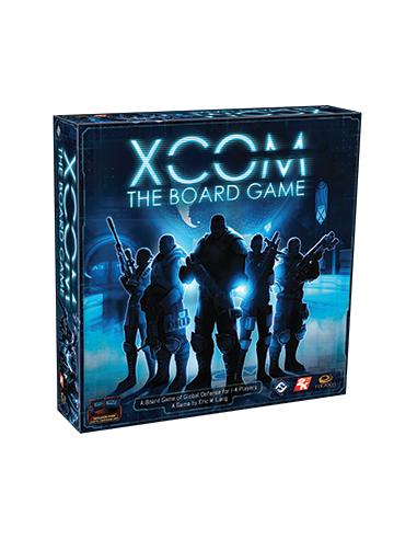 X-COM El Juego de Tablero