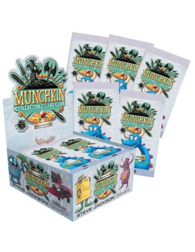 Munchkin Collectible Card Game -...