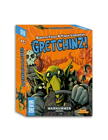 Gretchinz !- Juego de Mesa - Magicsur