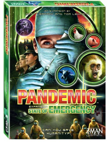 Pandemic: State of Emergency - Juego de Mesa - Magic