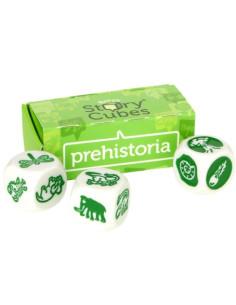 Story Cubes - Prehistoria