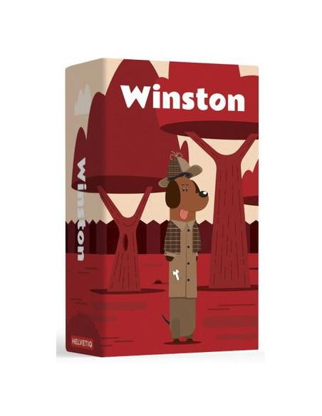 Winston - Juego de Mesa - Magicsur