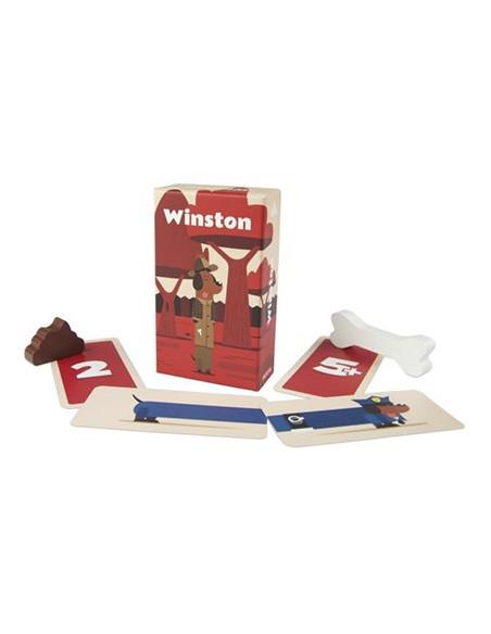 Winston - Contenido