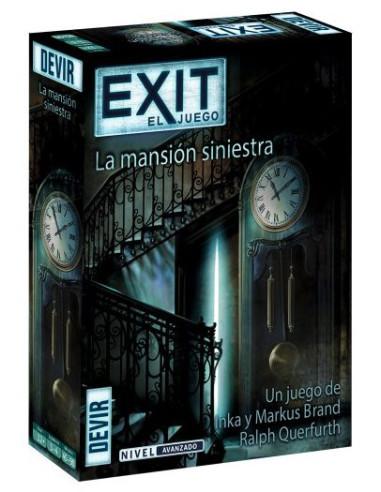 Exit: La Mansión Siniestra - Caja - Magicsur