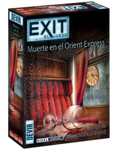 Exit: Muerte en el Orient Express - Caja - Magicsur