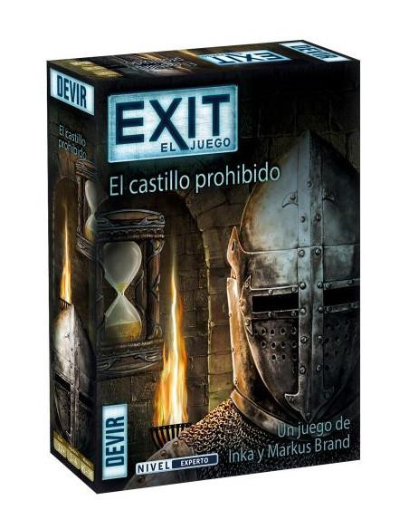 Exit: El Castillo Prohibido - caja - Magicsur