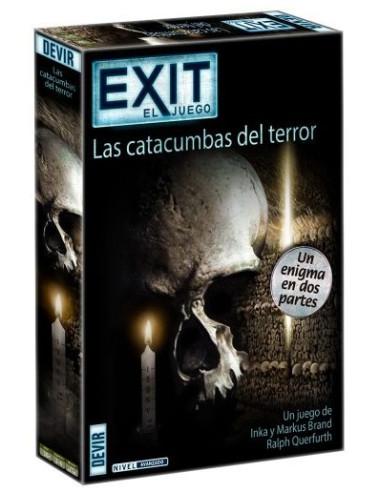 Exit: Las Catacumbas del Terror - Caja - Magicsur