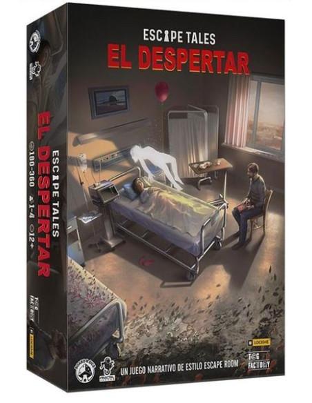 Escape Tales: El Despertar - Magicsur