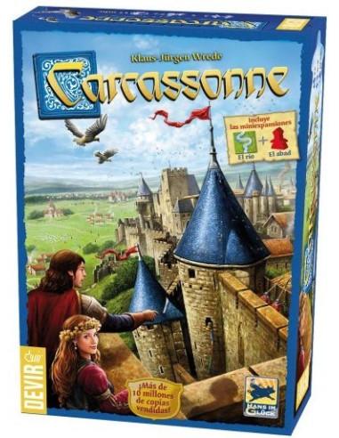 Carcassonne - Juego de Mesa - Magicsur