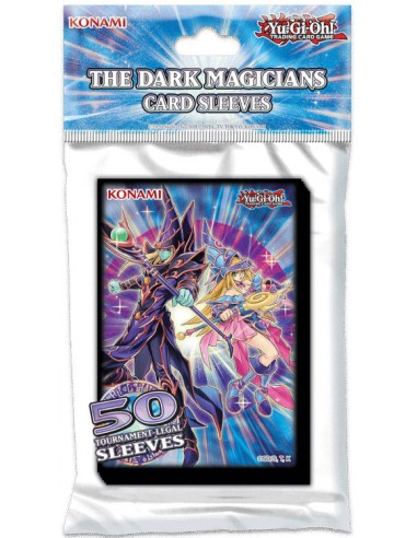 Yu-Gi-OH! The Dark Magicians Card...