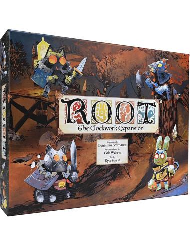 Root: The Clockwork Expansion en Magicsur Chile