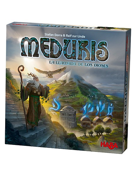 Meduris: La llamada de los dioses-  Juego de Cartas - Magicsur