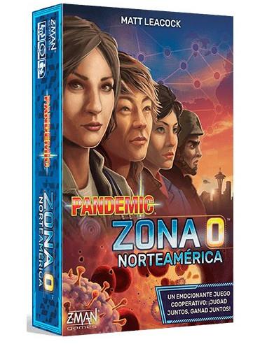 Pandemic: Zona O Norteamérica
