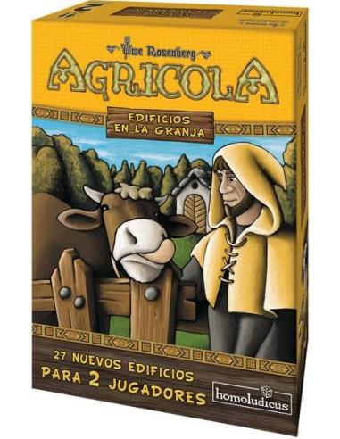 Agrícola: Edificios en La Granja