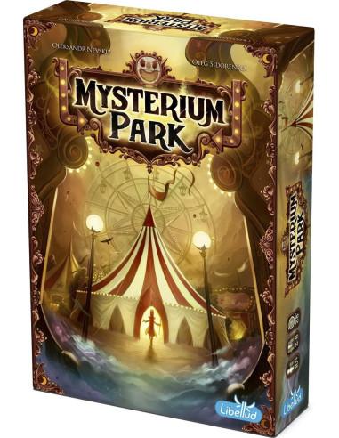 Mysterium Park - Caja - Juego de Mesa
