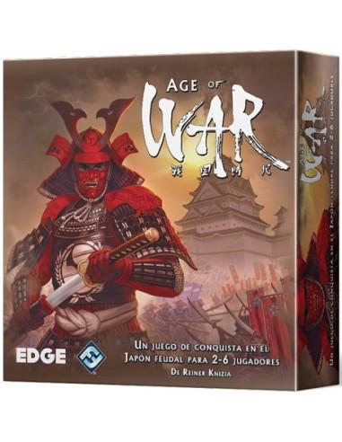 Age of War - Caja - Juego de Mesa