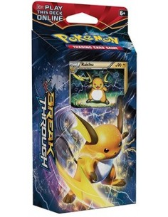XY8 Breakthrough Mazo Burning Spark - Pokemon