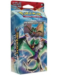 XY8 Breakthrough Mazo Night Striker - Pokemon