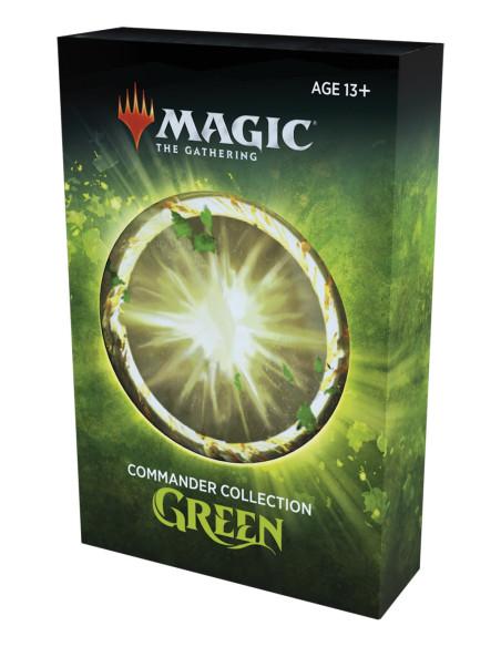 Commander Collection: Green (No Foil) en Magicsur Chile