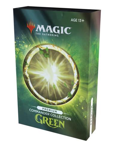 Commander Collection: Green Premium (Foil) en Magicsur Chile