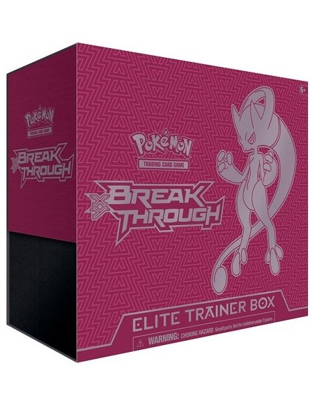 XY8 Breakthrough Elite Trainer Box Y