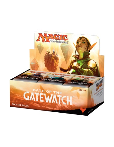 PREVENTA Oath of the Gatewatch Caja de sobres