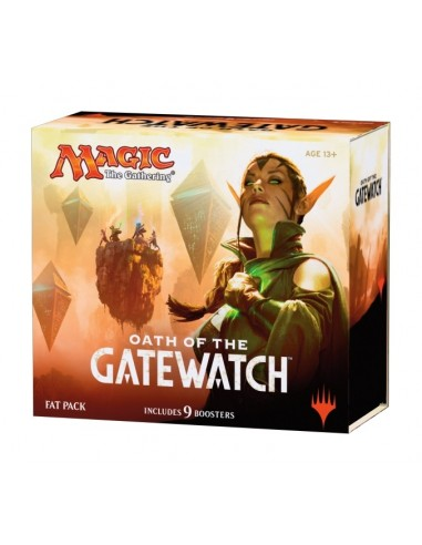 Oath of the Gatewatch Fat Pack Chile - Magic the Gathering