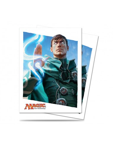 Protectores Magic Oath of the Gatewatch Jace (80)