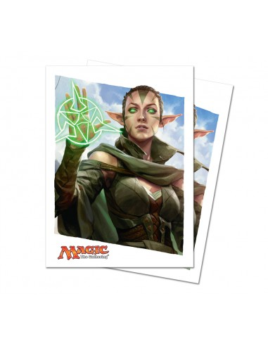 Protectores Magic Oath of the Gatewatch Nissa (80)
