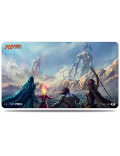Playmat Magic Oath of the Gatewatch Call the Gatewatch