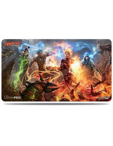 Playmat Magic Oath of the Gatewatch Key Art