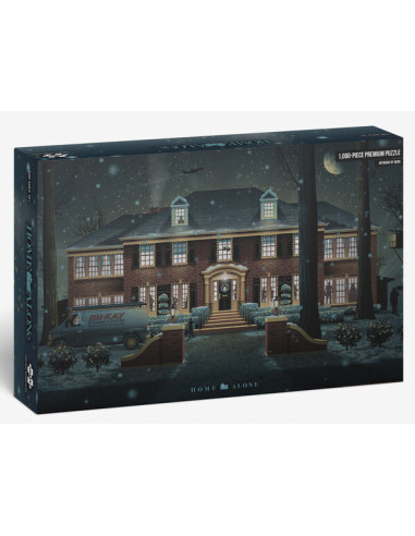 Home Alone 1000-Piece Puzzle (Second...