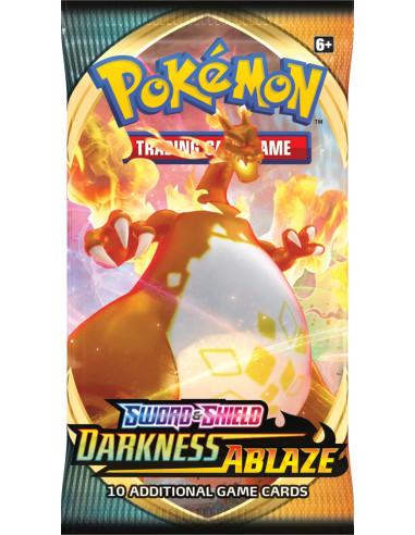 Pokémon TCG Sobres: Darkness Ablaze...
