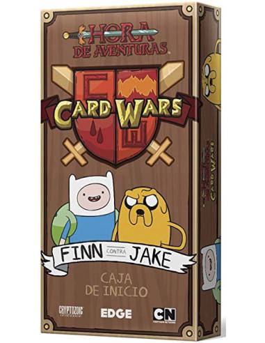 Adventure Time: Card Wars - Caja de...