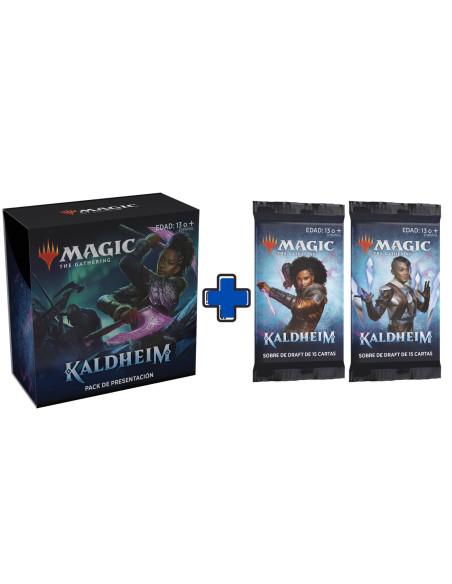 Pack de Prerelease de Kaldheim en Magicsur Chile