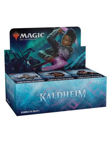 KALDHEIM - Caja de sobres (Draft...