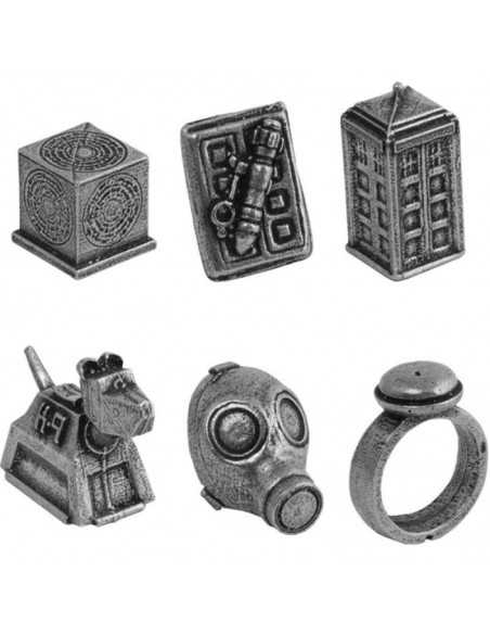 Monopoly: Doctor Who Villains