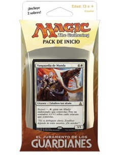 Oath of the Gatewatch Intro Pack White - Desperate Stand - Mazo Magic the Gathering
